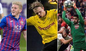 Отступные в футболе: топ 6 игроков с низкими отступными
