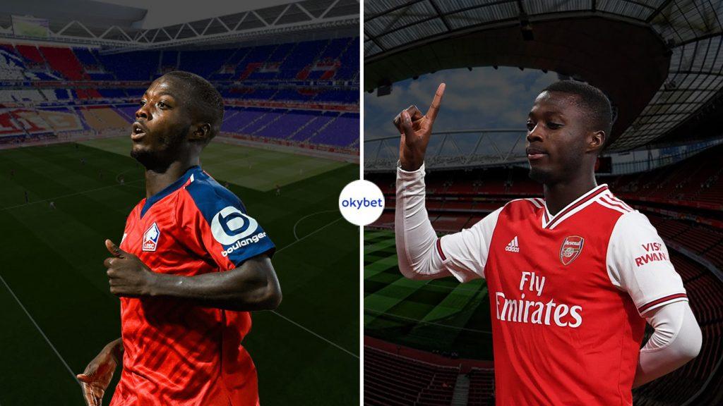 Пепе покинул францию и перешел в клуб АПЛ Арсенал
